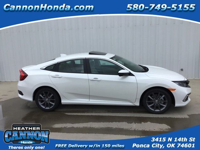 2019 Honda Civic Sedan EX Ponca City OK