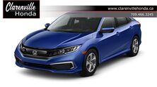 Honda Civic Sedan LX - DEMO 2019