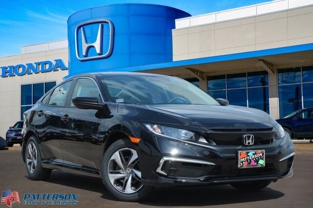 2019 Honda Civic Sedan LX Wichita Falls TX