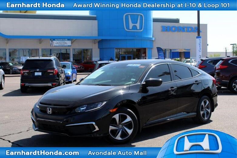 2019 Honda Civic Sedan LX Avondale AZ