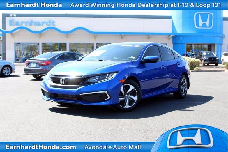2019 Honda Civic Sedan LX Avondale AZ