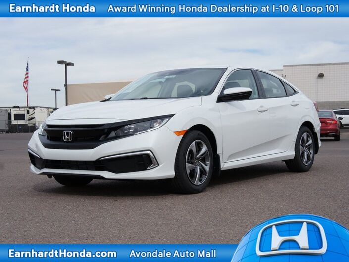 2019 Honda Civic Sedan LX CVT Avondale AZ