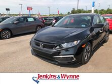 2019_Honda_Civic Sedan_LX CVT_ Clarksville TN
