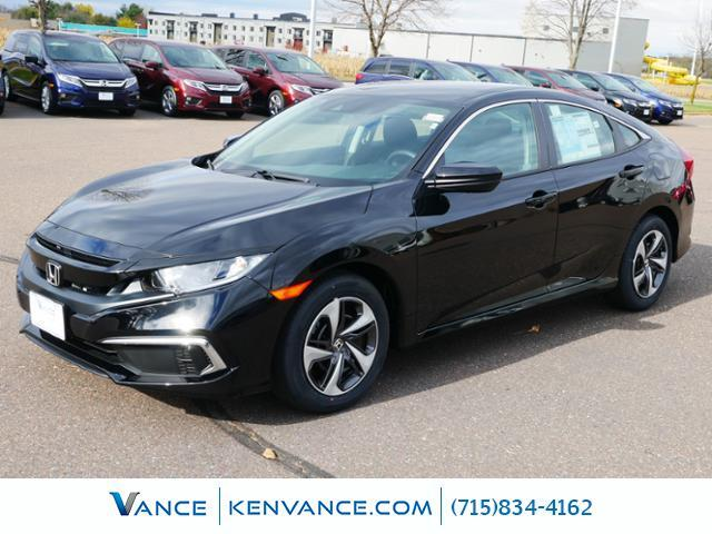 2019 Honda Civic Sedan LX CVT Eau Claire WI