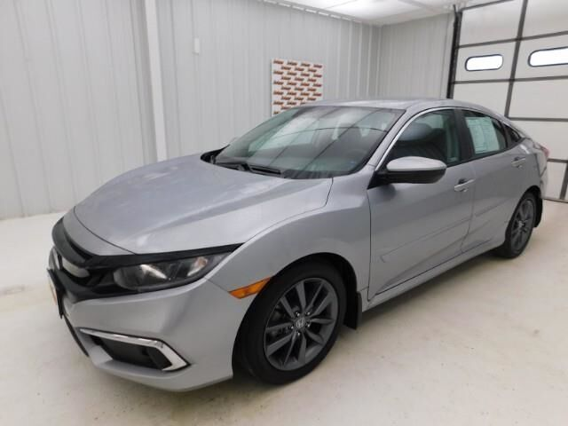 2019 Honda Civic Sedan LX CVT Manhattan KS