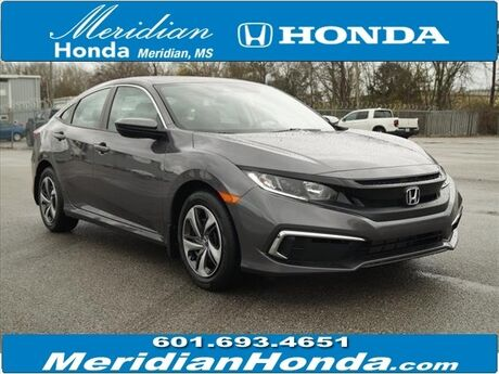 2019 Honda Civic Sedan LX CVT Meridian MS