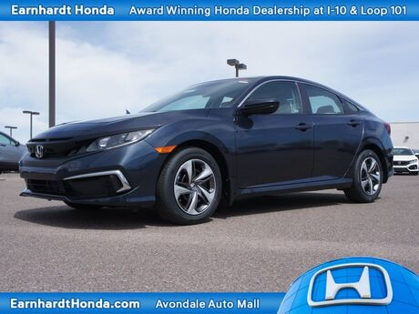 2019 Honda Civic Sedan LX CVT Phoenix AZ