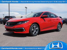 2019_Honda_Civic Sedan_LX CVT_ Phoenix AZ