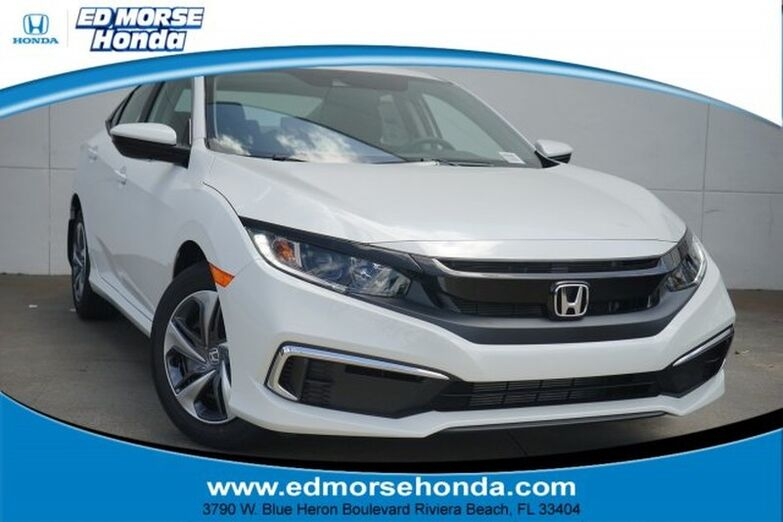2019 Honda Civic Sedan LX CVT Riviera Beach FL