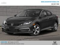 Honda Civic Sedan LX CVT 2019