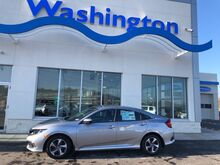 2019_Honda_Civic Sedan_LX CVT_ Washington PA