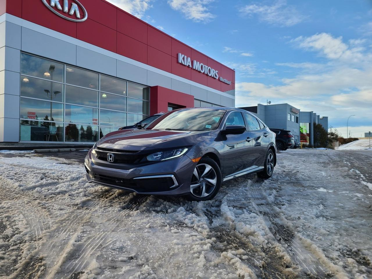 2019 Honda Civic Sedan LX Calgary AB