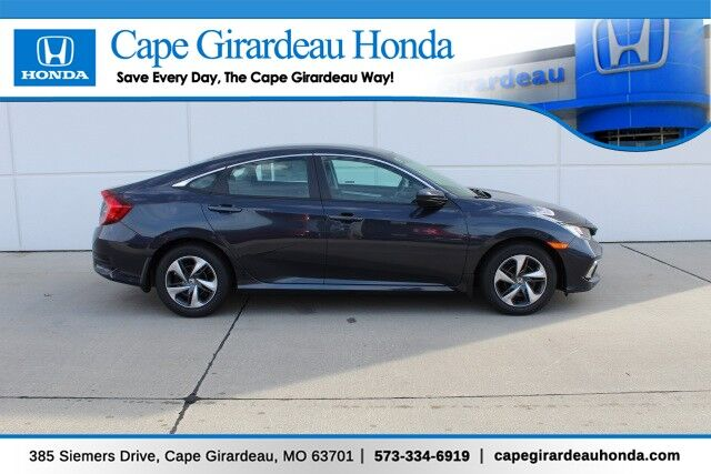 2019 Honda Civic Sedan LX Cape Girardeau MO