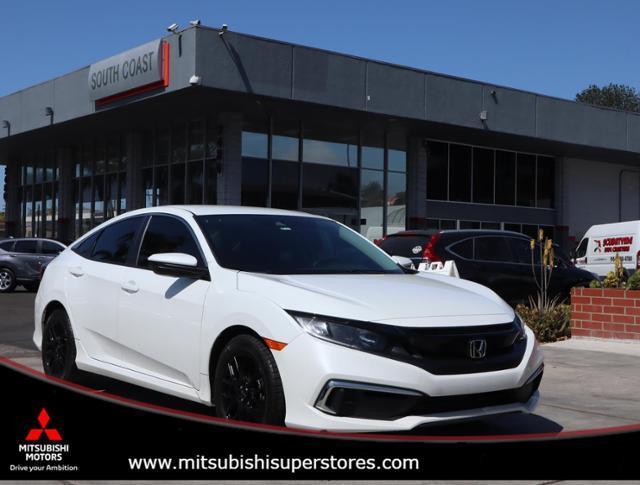 2019 Honda Civic Sedan LX Cerritos CA