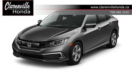 2019 Honda Civic Sedan LX Clarenville NL