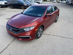 2019_Honda_Civic Sedan_LX_ Cleveland OH