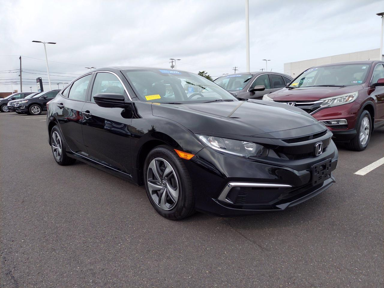 2019 Honda Civic Sedan LX Conshohocken PA