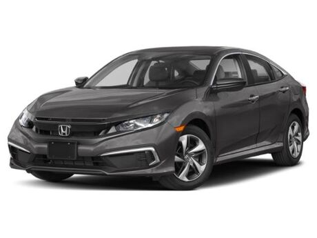 2019 Honda Civic Sedan LX Covington VA