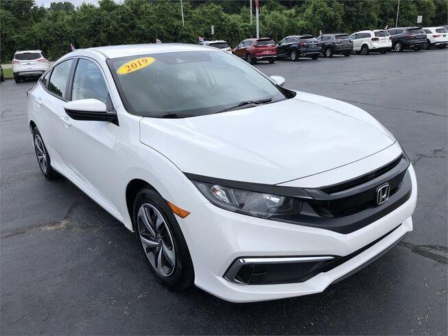 2019 Honda Civic Sedan LX Evansville IN