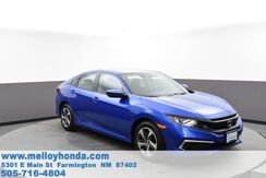 2019_Honda_Civic Sedan_LX_ Farmington NM
