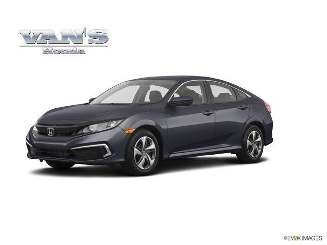 2019 Honda Civic Sedan LX Green Bay WI
