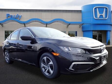 2019 Honda Civic Sedan LX Libertyville IL
