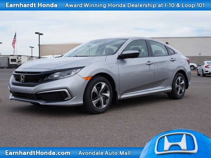 2019 Honda Civic Sedan LX Manual Avondale AZ