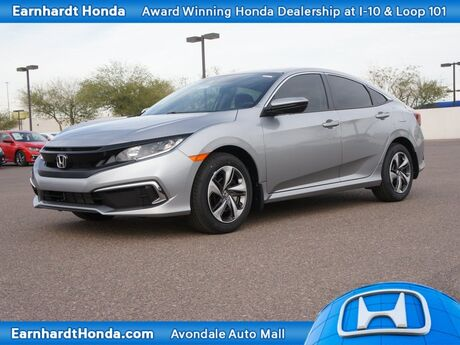 2019 Honda Civic Sedan LX Manual Phoenix AZ