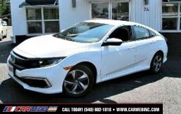 2019_Honda_Civic Sedan_LX_ Fredricksburg VA