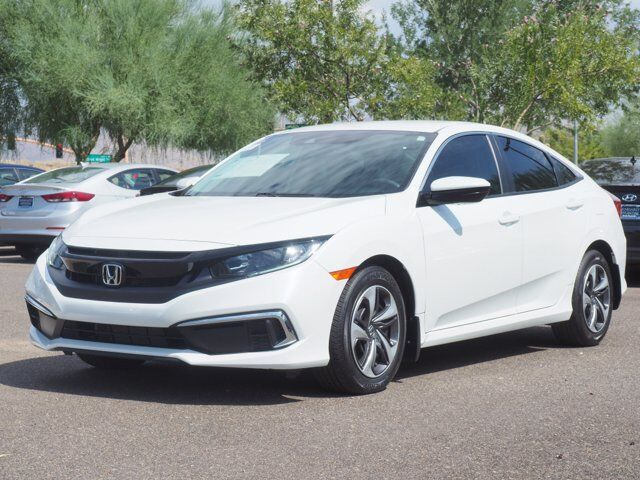 2019 Honda Civic Sedan LX Scottsdale AZ