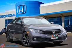 2019_Honda_Civic Sedan_Sport_ Wichita Falls TX