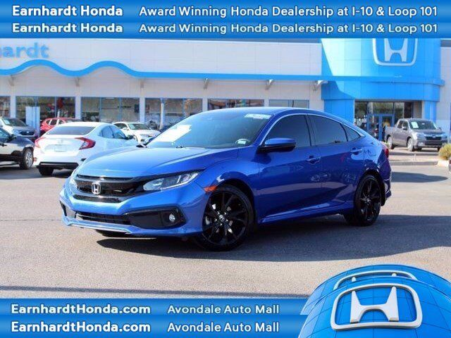 2019 Honda Civic Sedan Sport Avondale AZ
