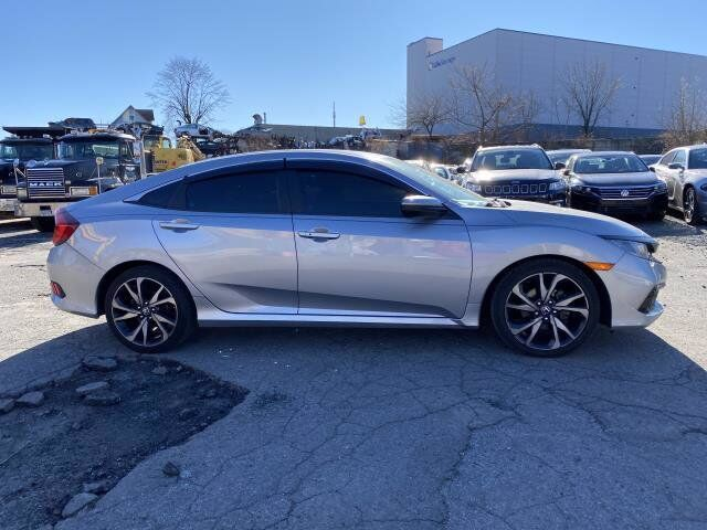 2019 Honda Civic Sedan Sport Bronx NY