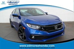 2019_Honda_Civic Sedan_Sport CVT_ Delray Beach FL
