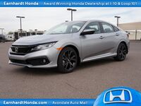 2019 Honda Civic Sedan Sport CVT