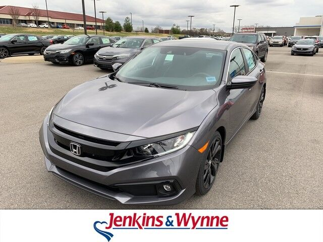 2019 Honda Civic Sedan Sport CVT Clarksville TN