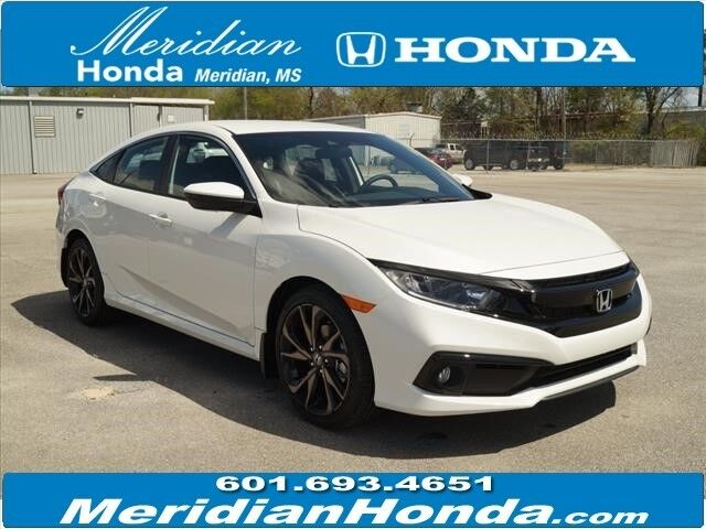 2019 Honda Civic Sedan Sport CVT Meridian MS