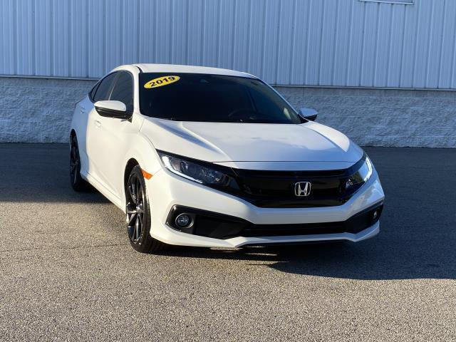 2019 Honda Civic Sedan Sport CVT Muskegon MI