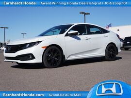 2019_Honda_Civic Sedan_Sport CVT_ Phoenix AZ