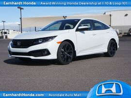 2019_Honda_Civic Sedan_Sport CVT_ Phoenix AZ