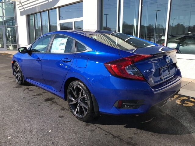 2019 Honda Civic Sedan Sport CVT Washington PA