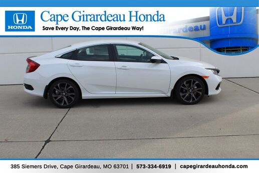 2019 Honda Civic Sedan Sport Cape Girardeau MO