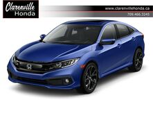 2019_Honda_Civic Sedan_Sport_ Clarenville NL