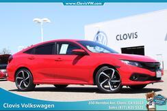 2019_Honda_Civic Sedan_Sport_ Clovis CA