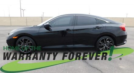 2019_Honda_Civic Sedan_Sport_ El Paso TX