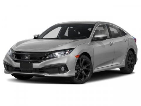 2019 Honda Civic Sedan Sport Fontana CA
