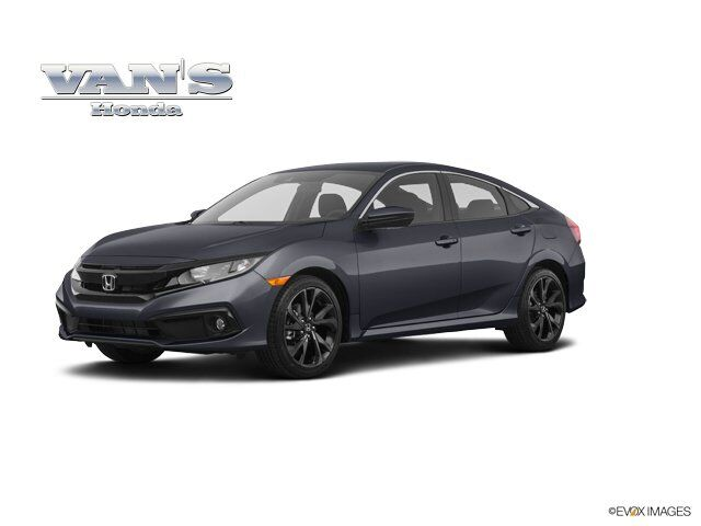 2019 Honda Civic Sedan Sport Green Bay WI