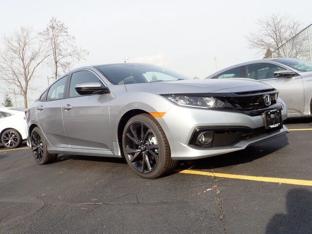 2019 Honda Civic Sedan Sport Libertyville IL