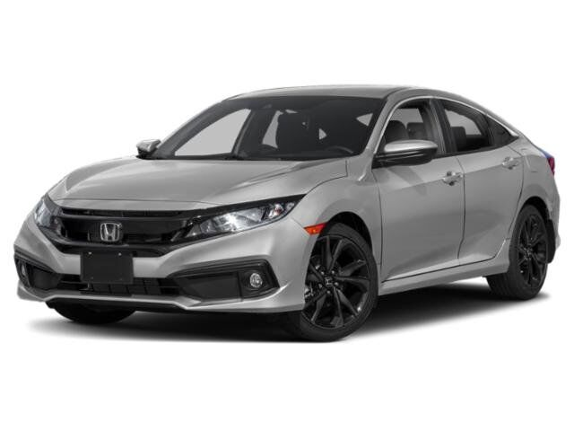 2019 Honda Civic Sedan Sport MT Green Bay WI