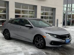 2019 Honda Civic Sedan Sport MT